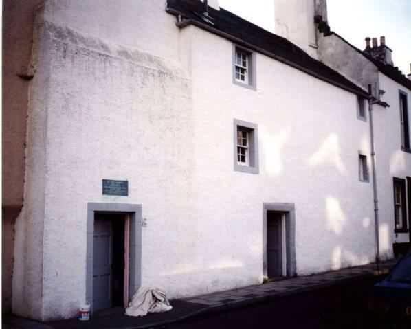 Mary Somerville's house
